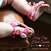 Teeny Tiny Heart Sandals pattern