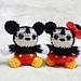 Mickey and Minnie pattern
