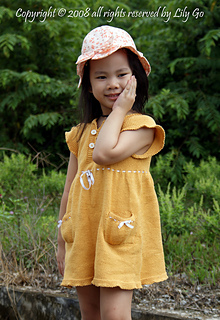 Lauri Dress Front
