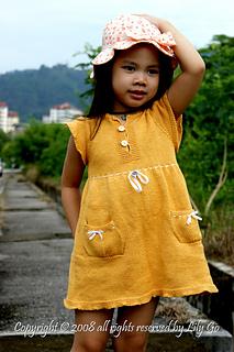 Lauri Dress Front1