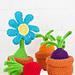Container Garden Toy pattern