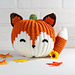 Fox Pumpkin pattern