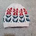 Poppies hat pattern