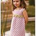 Seashell and Posies Dress pattern