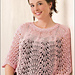 Lacy Waves Poncho pattern