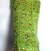fröhliche grüne socken pattern