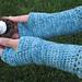 Pirouette Fingerless Gloves pattern