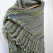 Trinity Stitch Shawl pattern