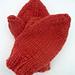 Big Wool Mittens pattern