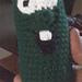Larry the Cucumber from Veggietales pattern