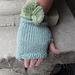 Farfalla Fingerless Gloves pattern