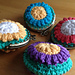 Colorful Flower Coin Purse pattern