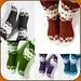 Stjernefot sokker pattern