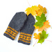 Høstvotter / Autumn mittens pattern