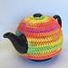 Super Simple Tea Cosy pattern