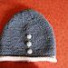 Aster d'automne - Le bonnet pattern