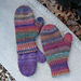 Teresa's Lined Mittens pattern