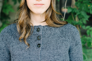 Charlotte Cardigan pattern by Carrie Bostick Hoge