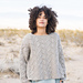 Shifting Sands Pullover pattern