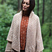 Growth Rings Shawl pattern