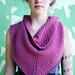 Edie Shawl pattern