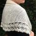 White Arum pattern