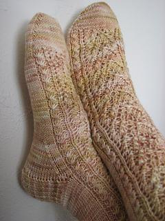 elves and elms - socks
