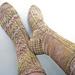 Elves and Elms Socks pattern