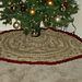 Aran Tree Skirt pattern