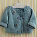 Precious Baby Jacket pattern