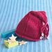 Ruby Foo Baby Cap pattern