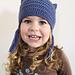 Soft Kitty Toddler Cat Hat pattern
