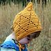 Monroe Pixie Bonnet pattern