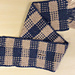 Emery's Scarf (Reversible Plaid) pattern