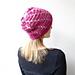 Slip-Zag Hat pattern