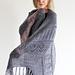 Luisa Shawl pattern