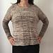 Viola sweater pattern