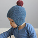 GarterPom Helmet pattern