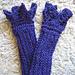 Anna's Wristwarmers / Annas muddar pattern