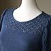P4 Short Gather Sleeve Pullover(ギャザースリーブのプルオーバー(半袖)) pattern