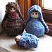 Christmas Nativity Set pattern