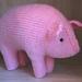 Gemma the Pig pattern