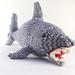 Finn the Shark pattern