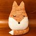 Felix the Fox pattern