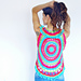 Priscilla Circular Vest pattern