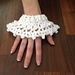 Lestat Inspired Lacy Sleeve Cuff pattern
