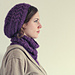 Wavicle Hat and Cowl pattern