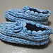 Crochet Slippers (archive) pattern