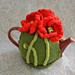 Poppy Tea Cosy pattern