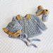 Angel Lace Baby Layette pattern